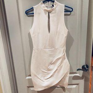NWT Windsor cream mini dress size M